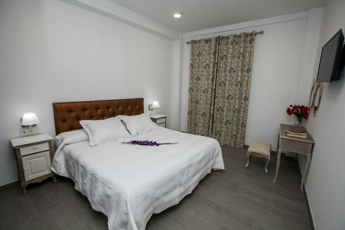 Double room single use 1 pax